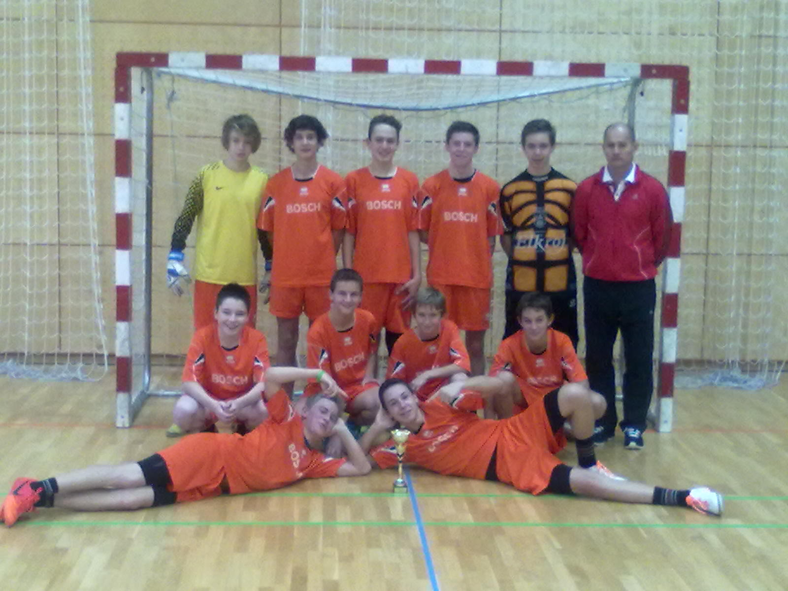 Medobčinsko tekmovanje v nogometu za starejše učence