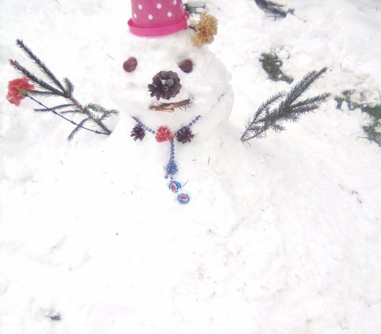 Zimsko ustvarjanje
